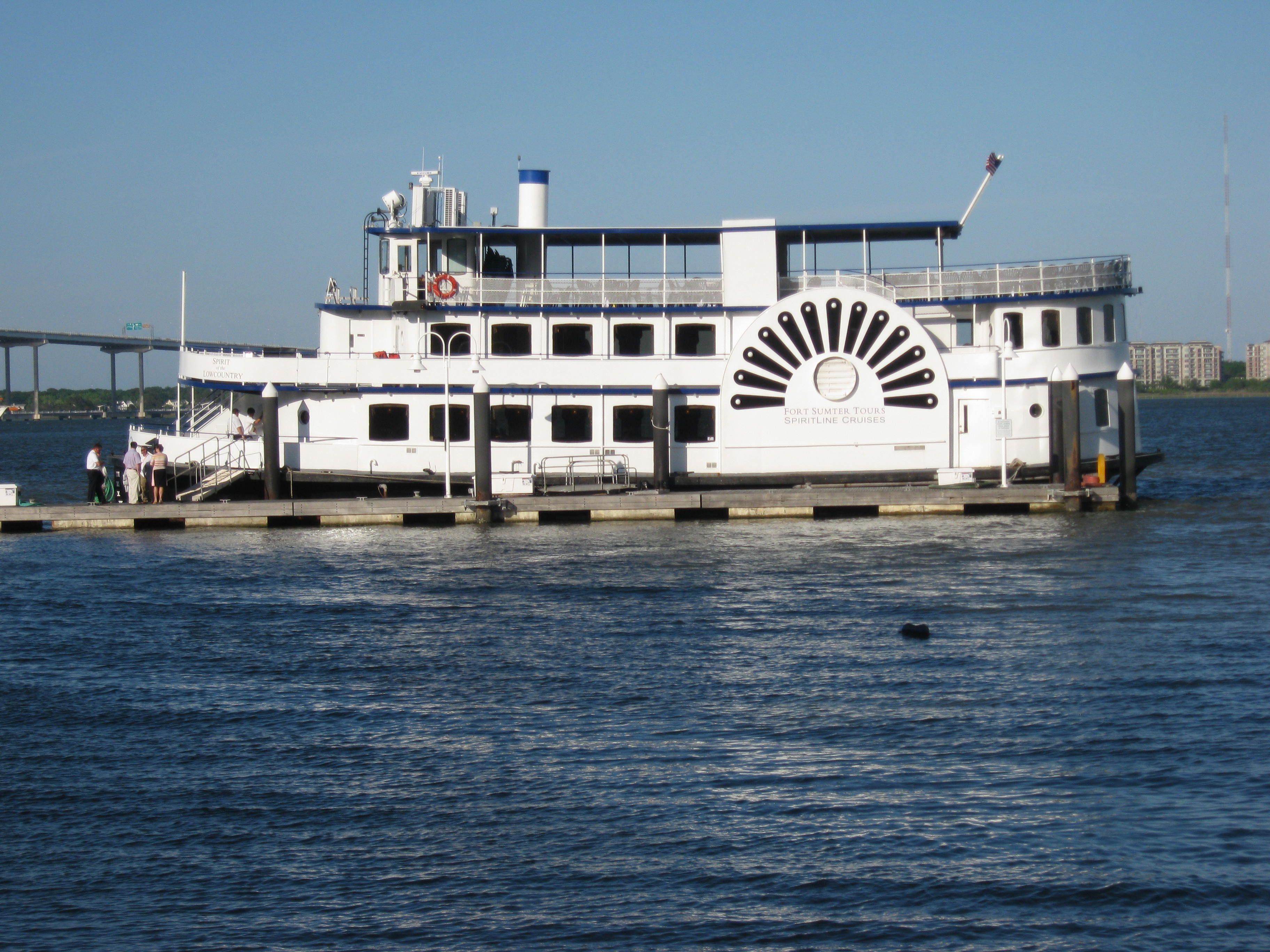 Dinner Cruises Charleston  Dinner Cruise