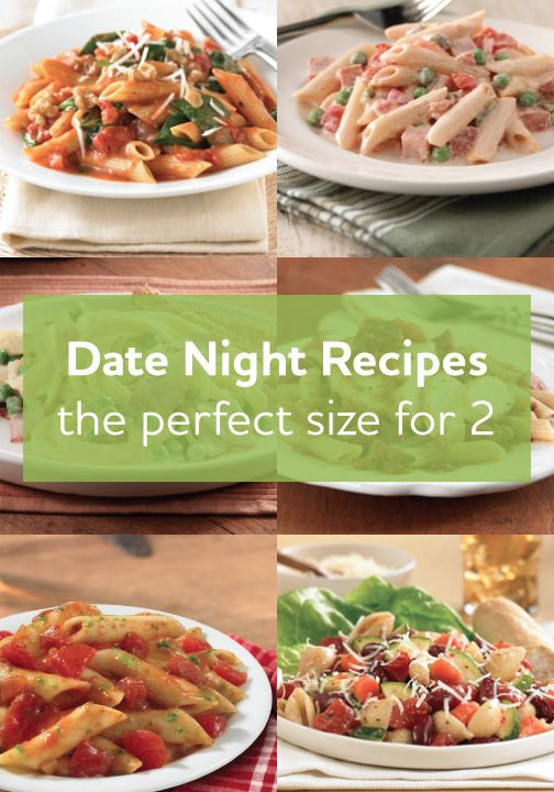 Dinner Date Recipe  119 best Quick Dinners for Two images on Pinterest