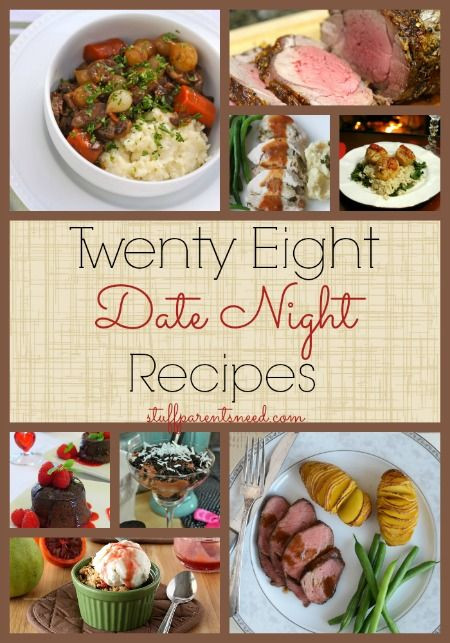 Dinner Date Recipe  22 best images about Dinner Party Themes on Pinterest