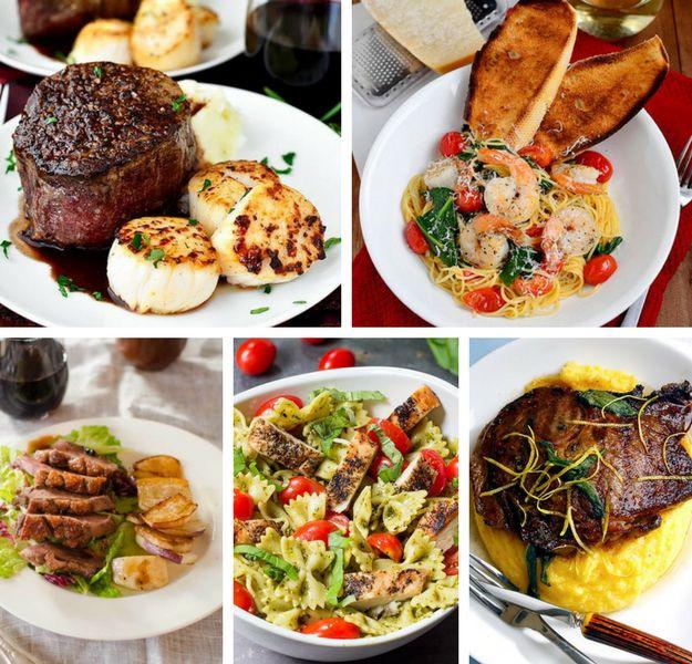Dinner Date Recipe  Dinner Ideas For Two