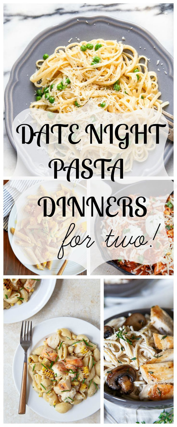 Dinner Date Recipe  25 best ideas about Dinner for two on Pinterest