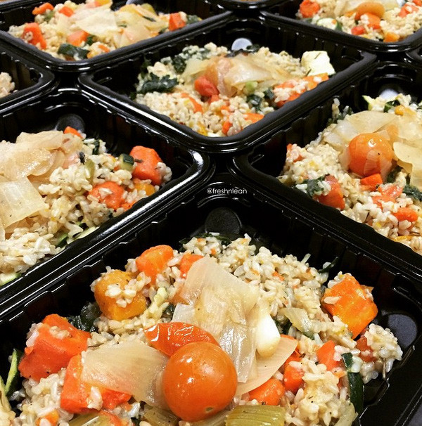 Dinner Delivery Service  Fresh N Lean Healthy Meal Delivery Service