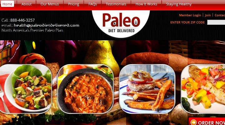 Dinner Delivery Service  Is the Paleo Diet Delivered Service Still Available Gilt
