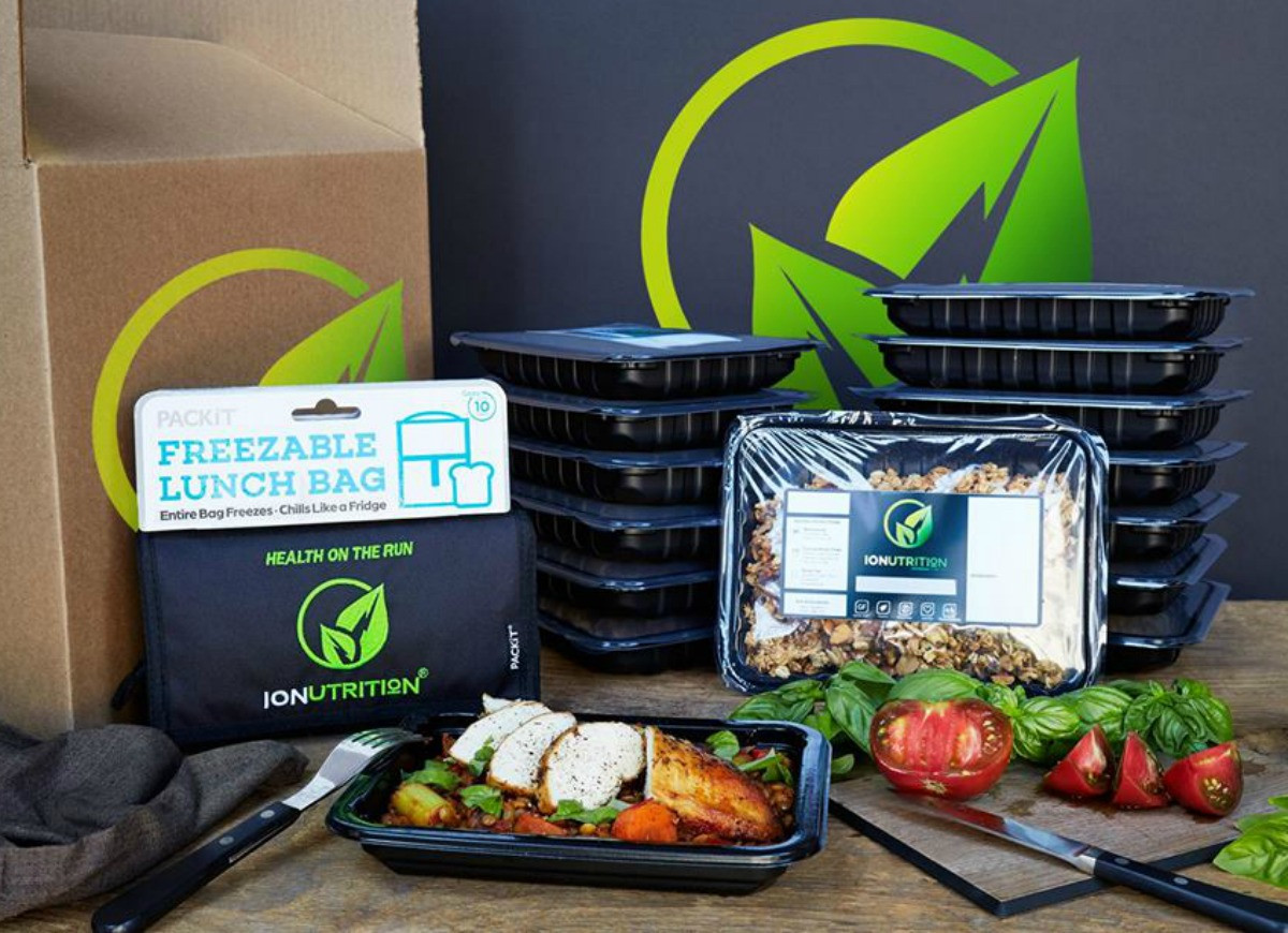 Dinner Delivery Service  Reviews Chews & How Tos Review IONutrition Meal
