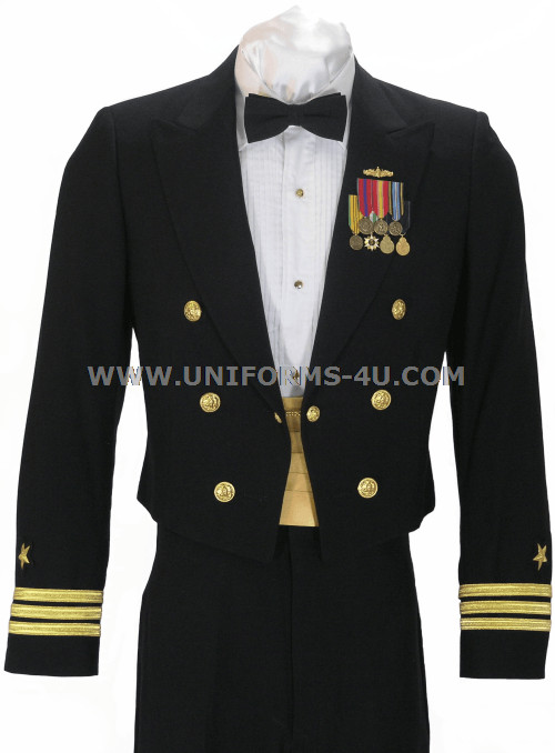 Dinner Dress Blues  US NAVY DINNER DRESS BLUE OFFICER UNIFORM