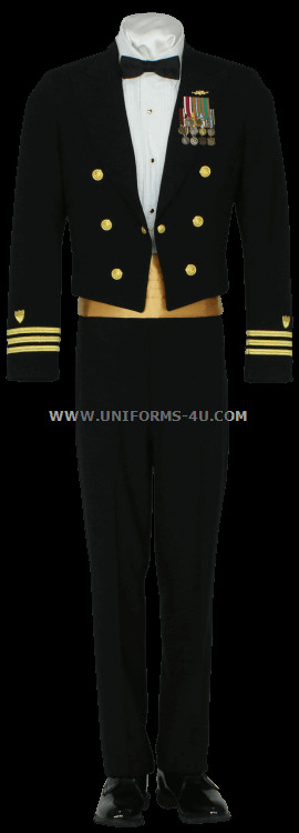 Dinner Dress Blues  USCG DINNER DRESS BLUE JACKET