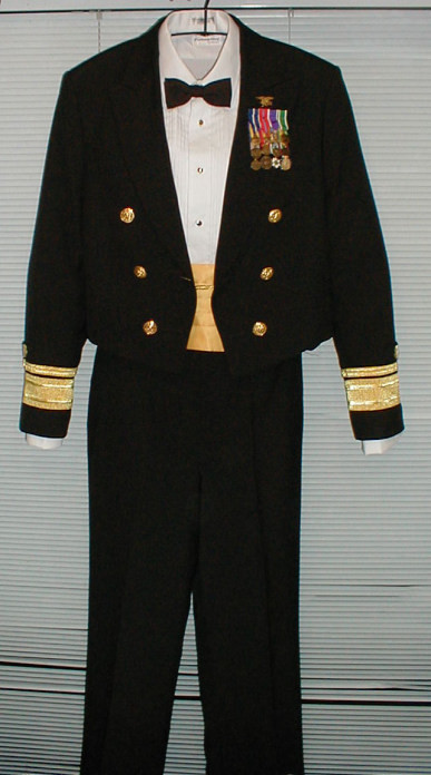 Dinner Dress Blues  DINNER DRESS BLUE JACKET