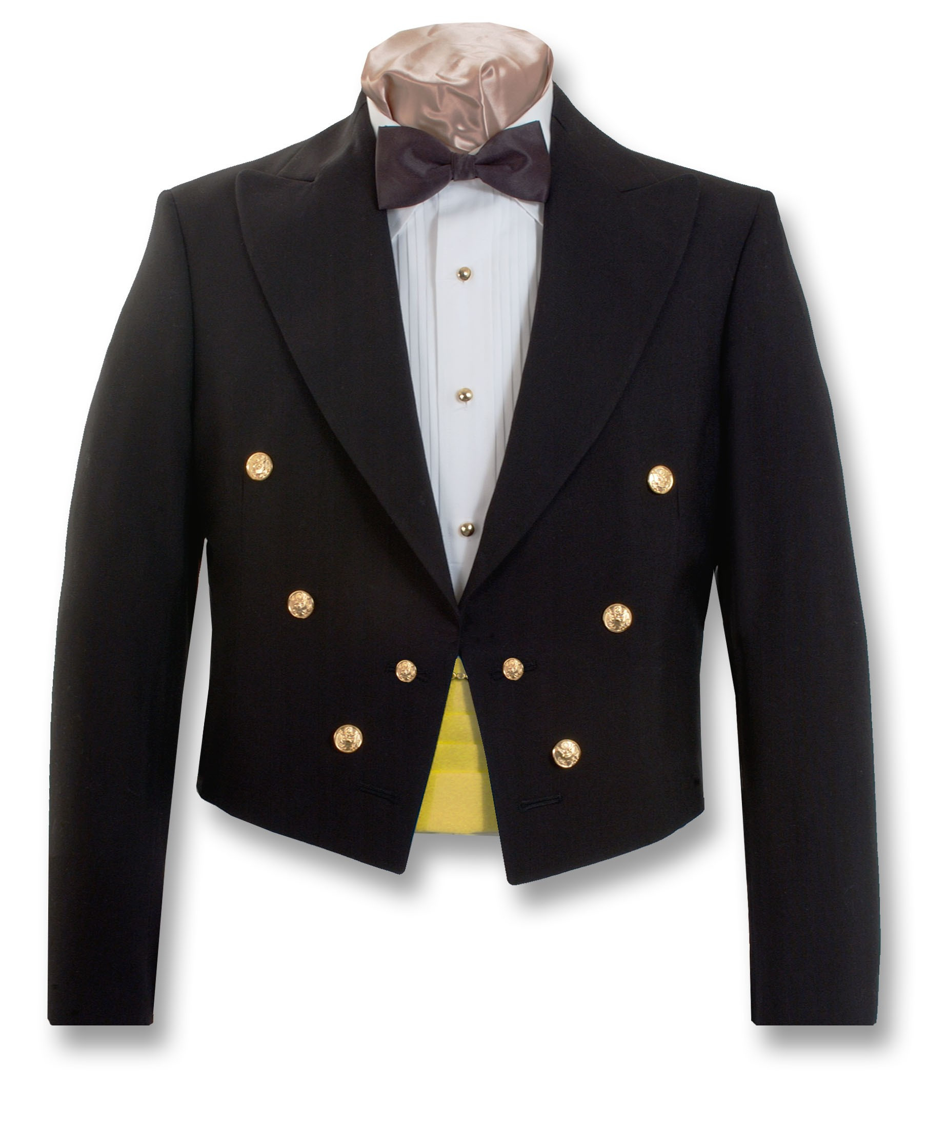 Dinner Dress Blues  USPHS Male Dinner Dress Blue Jacket