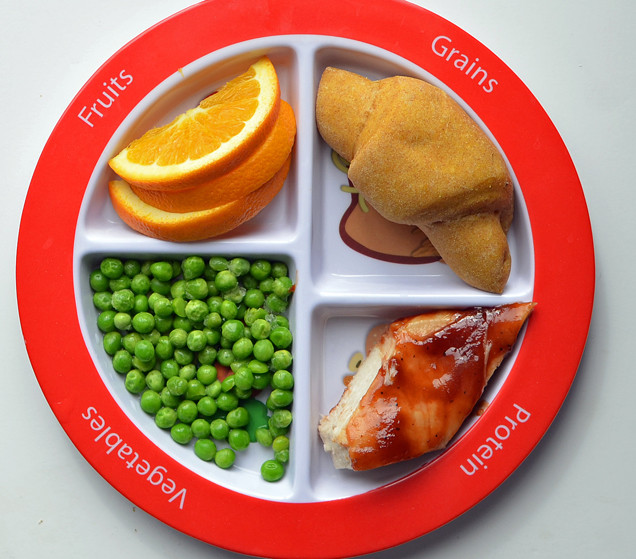 Dinner For Kids  MyPlate Meal Ideas