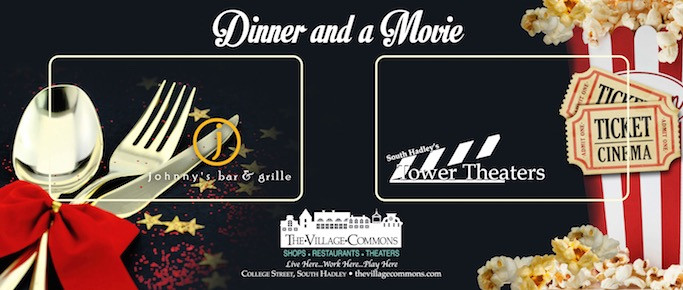 Dinner For Two Movie  Tower Theaters South Hadley MA