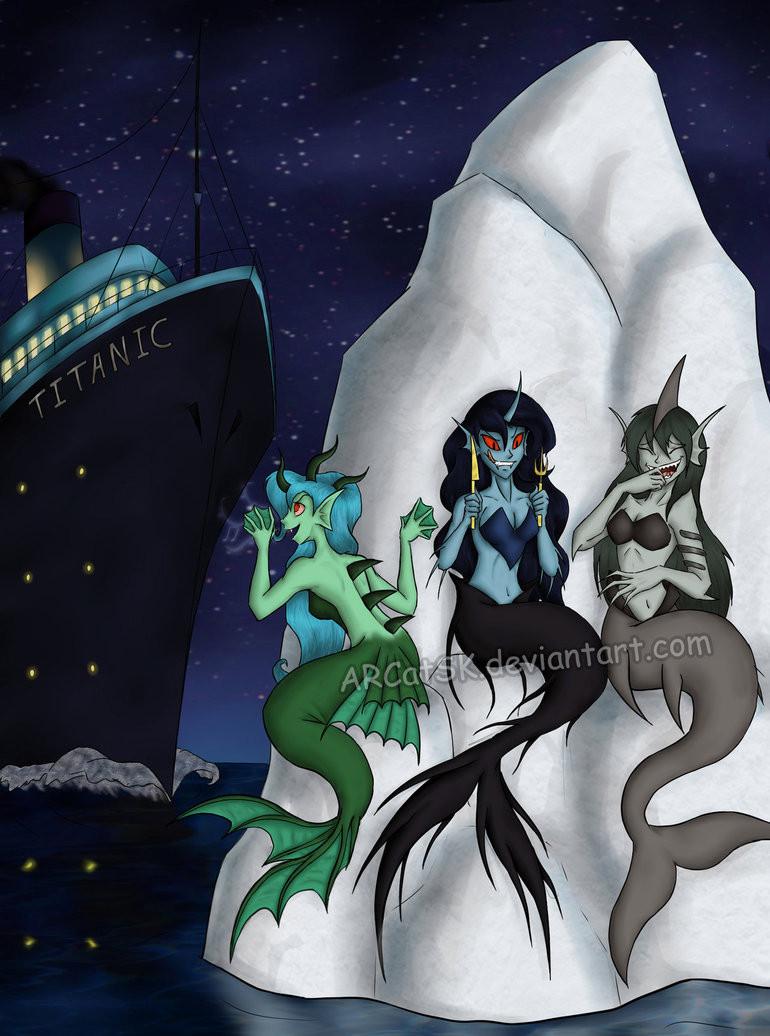 Dinner For Vampire  Dinner for the Sea Vampires by ARCatSK on DeviantArt