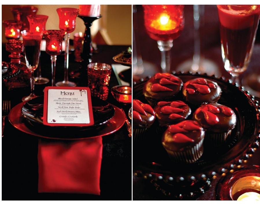 Dinner For Vampire  Nashville Lifestyles Magazine Vampire Dinner Party