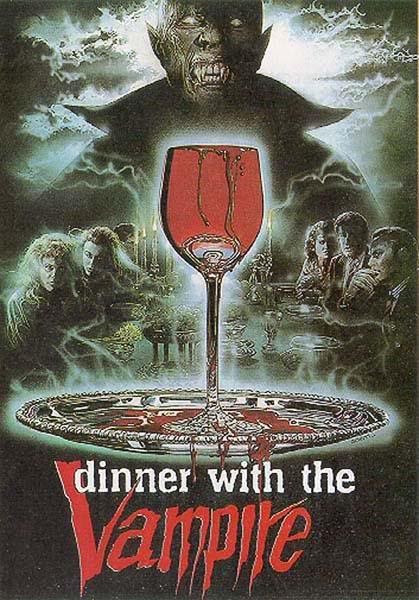 Dinner For Vampire  Taliesin meets the vampires Dinner with the Vampire – review