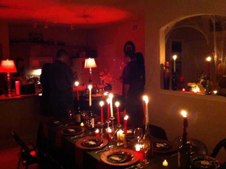 Dinner For Vampire  17 Best images about Vamp it up on Pinterest