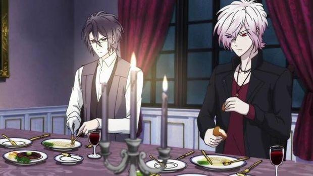 Dinner For Vampire Hentai  First Impressions Diabolik Lovers
