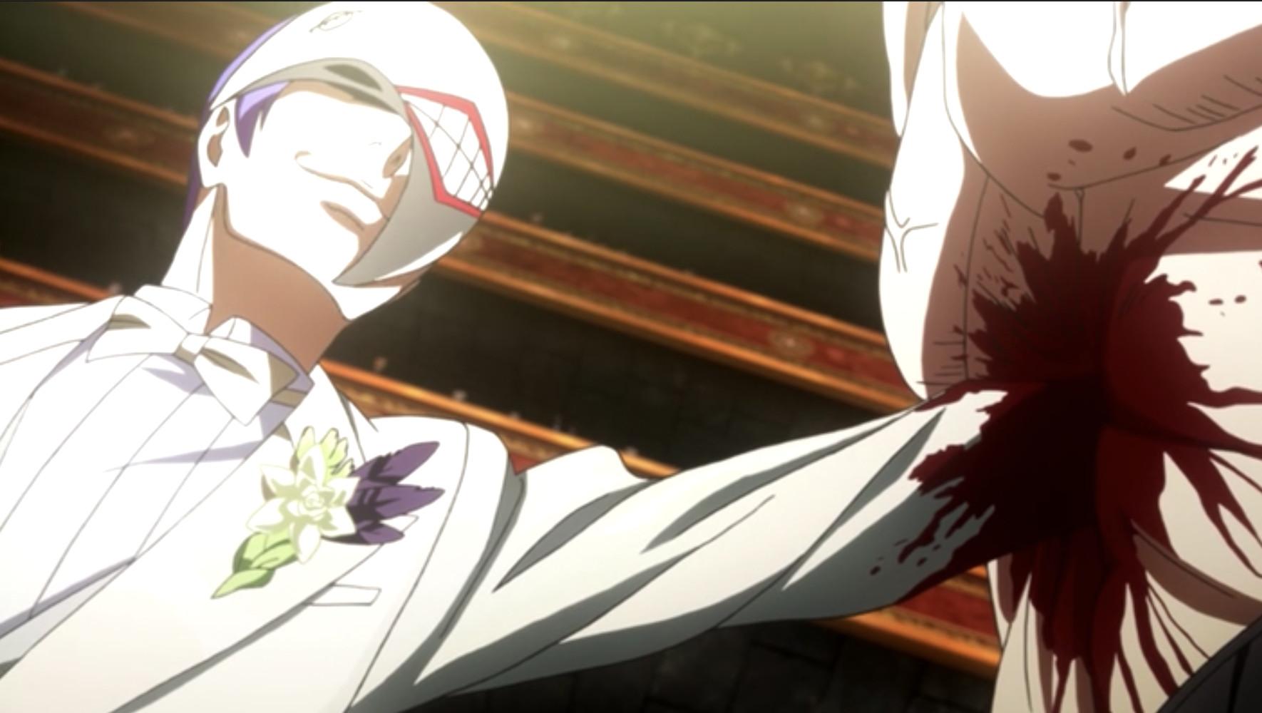 Dinner For Vampire Hentai  Vampire Anime 8 Bloody Good Anime Series to Watch