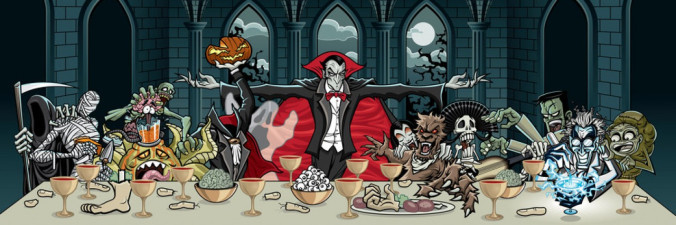 Dinner For Vampire  Dracula Today Dracula Private Tour