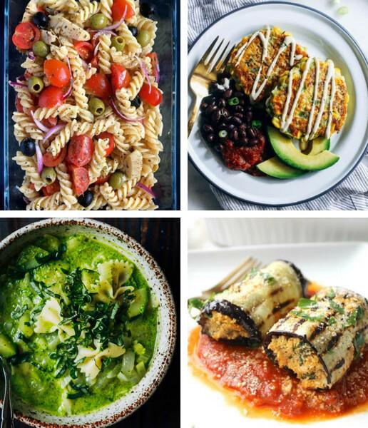 Dinner Ideas For Hot Days  21 Light Vegan Summer Dinner Recipes for Hot Days