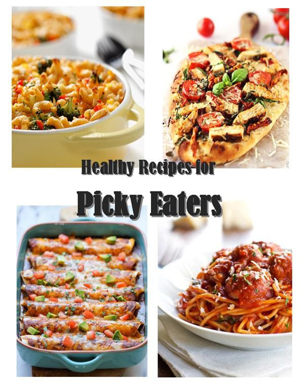 Dinner Ideas For Picky Eaters Adults  Healthy Recipes for Picky Eaters Simple Green Moms