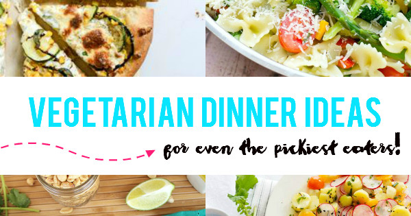 Dinner Ideas For Picky Eaters Adults  La Petite Fashionista Ve arian Dinner Ideas for Picky