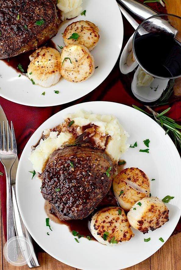 Dinner Ideas For Two  15 Romantic Dinner Recipes