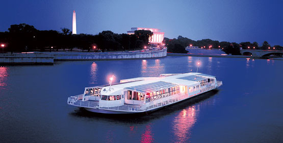 Dinner In D.C  pare all Washington DC Ships
