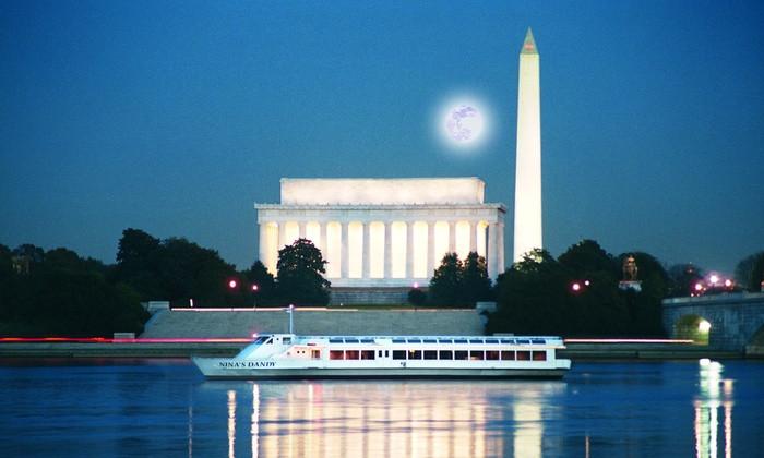 Dinner In D.C  Dandy Fine Dining Restaurant Cruise Washington DC Deal of