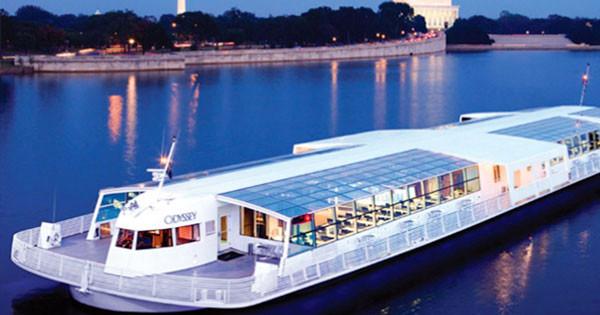 Dinner In D.C  Washington DC Tours DC Cruises