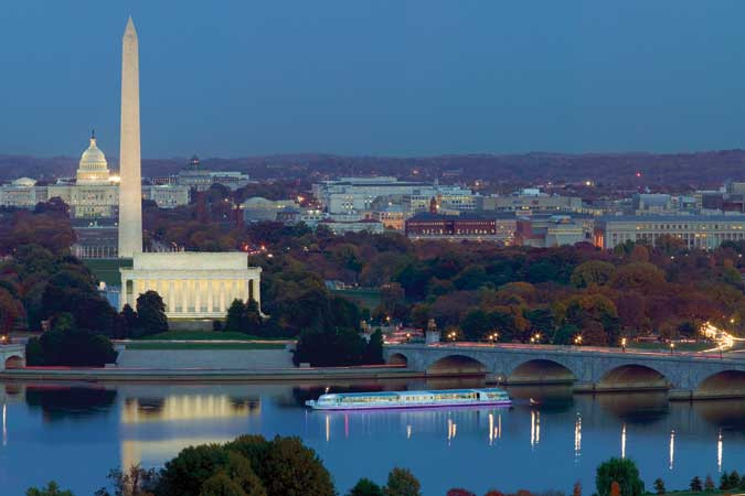 Dinner In D.C  Washington DC Dining Cruise s & Video