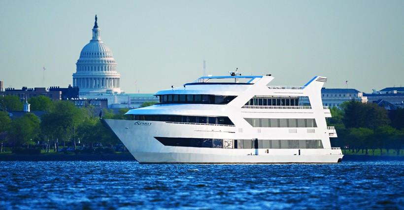 Dinner In D.C  Washington DC Dinner Cruise on the Potomac River