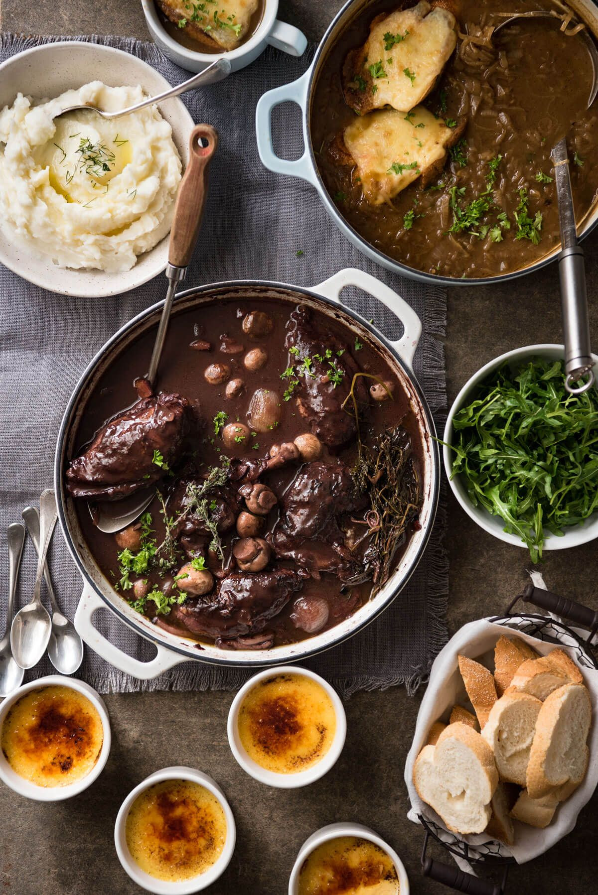 Dinner In French  Coq au Vin Recipe FRENCH COOKING Pinterest
