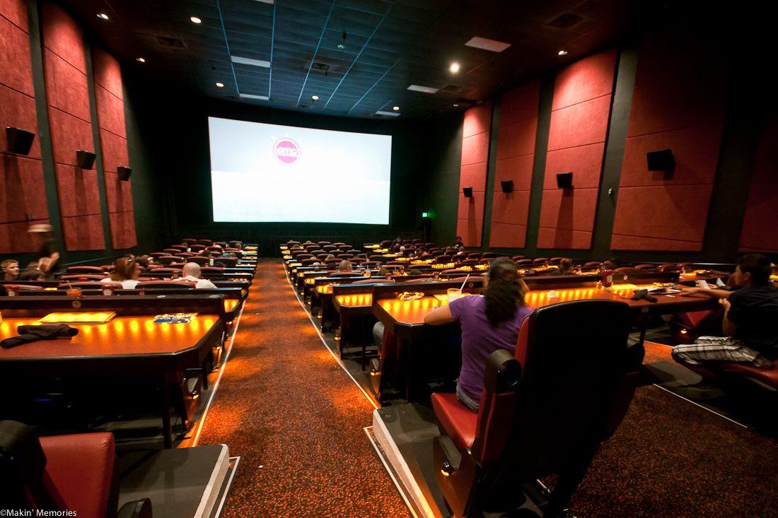 Dinner Movie Theater  dinner movie theaters