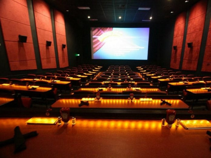 Dinner Movie Theater  New Thoroughbred Theater Takes Dinner & a Movie to New