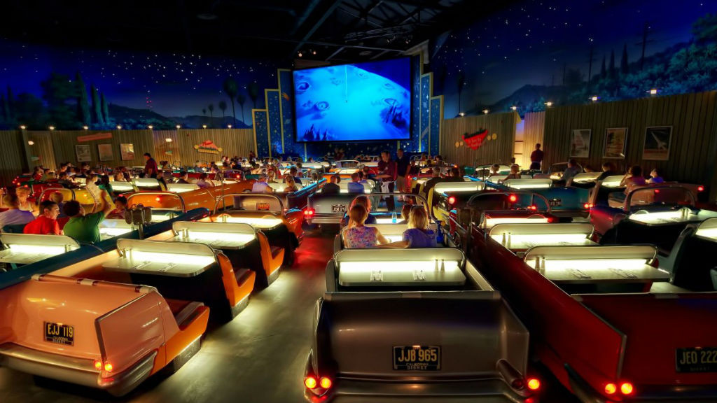 Dinner Movie Theater  14 The Coolest Movie Theaters In The World