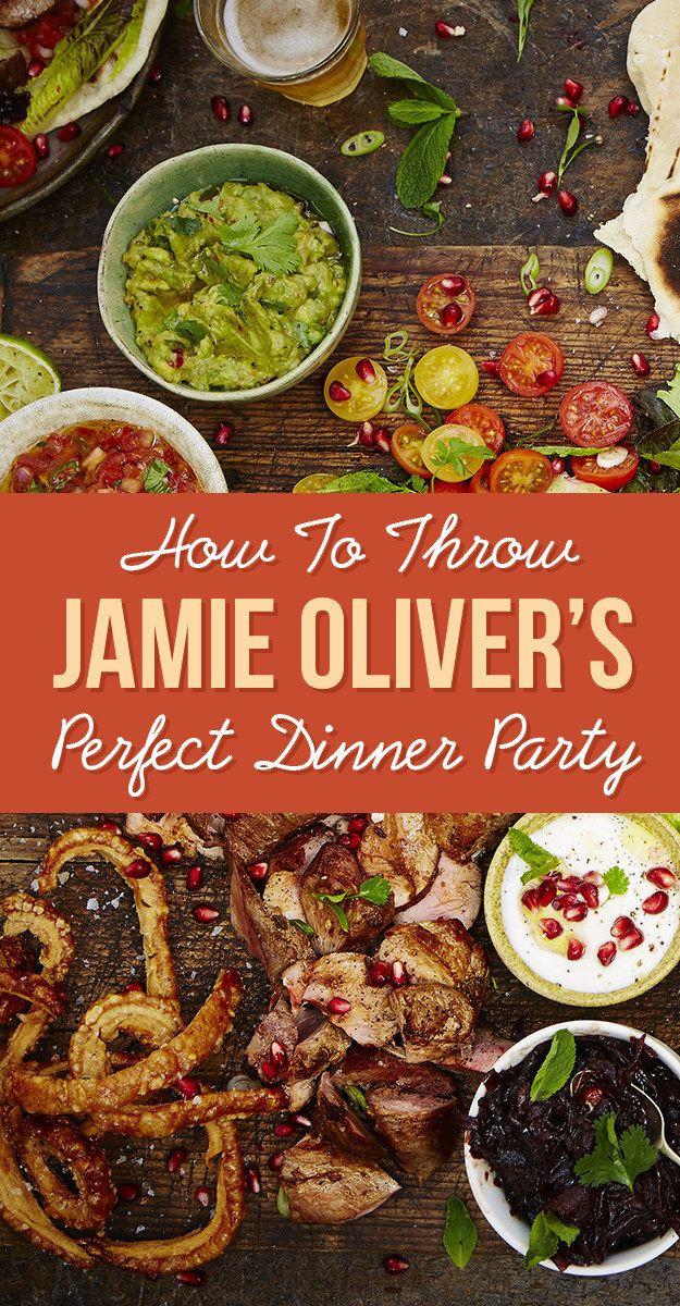 Dinner Party Menu Ideas  The 25 best Easy dinner party menu ideas on Pinterest
