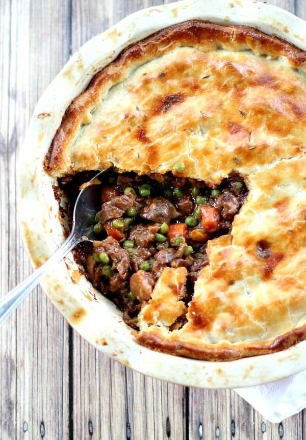 Dinner Recipes Using Pie Crust  Beef Pot Pie – Good Dinner Mom