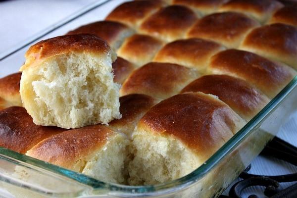 Dinner Roll Recipes  simple dinner rolls