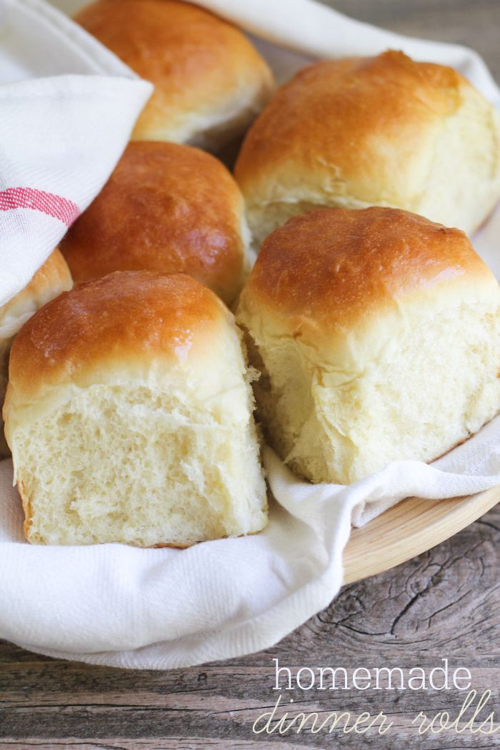 Dinner Roll Recipes  Copycat Texas Roadhouse Rolls