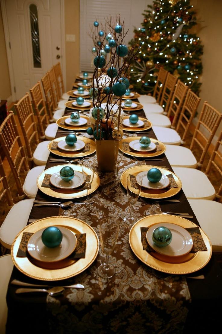 Dinner Table Deco  Top Christmas Table Decorations on Search Engines