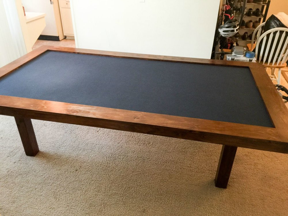 Dinner Table Game  Sub $400 Dining Room Gaming Table — Board Games Enhanced
