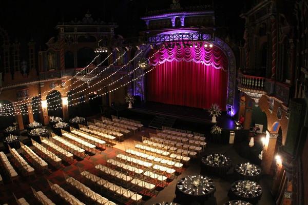 Dinner Theater Kansas City  Uptown Theater Kansas City MO Wedding Venue
