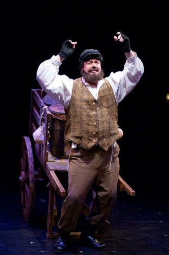 Dinner Theater Maryland  Theatre Review 'Fiddler on the Roof' at Toby's Dinner