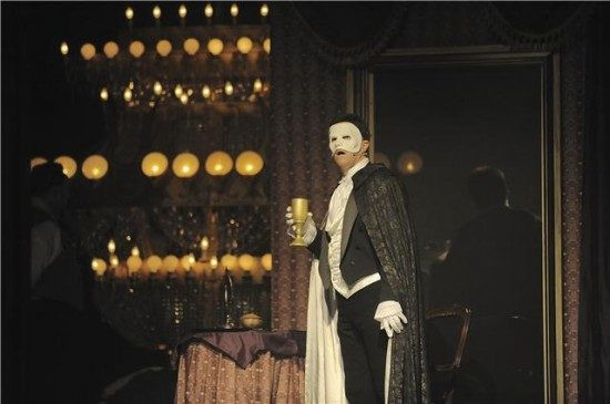 Dinner Theater Maryland  Theatre Review 'Phantom' at the Riverside Dinner Theater