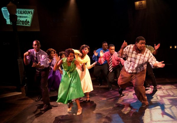 Dinner Theater Maryland  Memphis Musical – Fox Performing Arts Center – Riverside