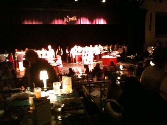 Dinner Theater Ohio  La edia Dinner Theatre Performing Arts Springboro
