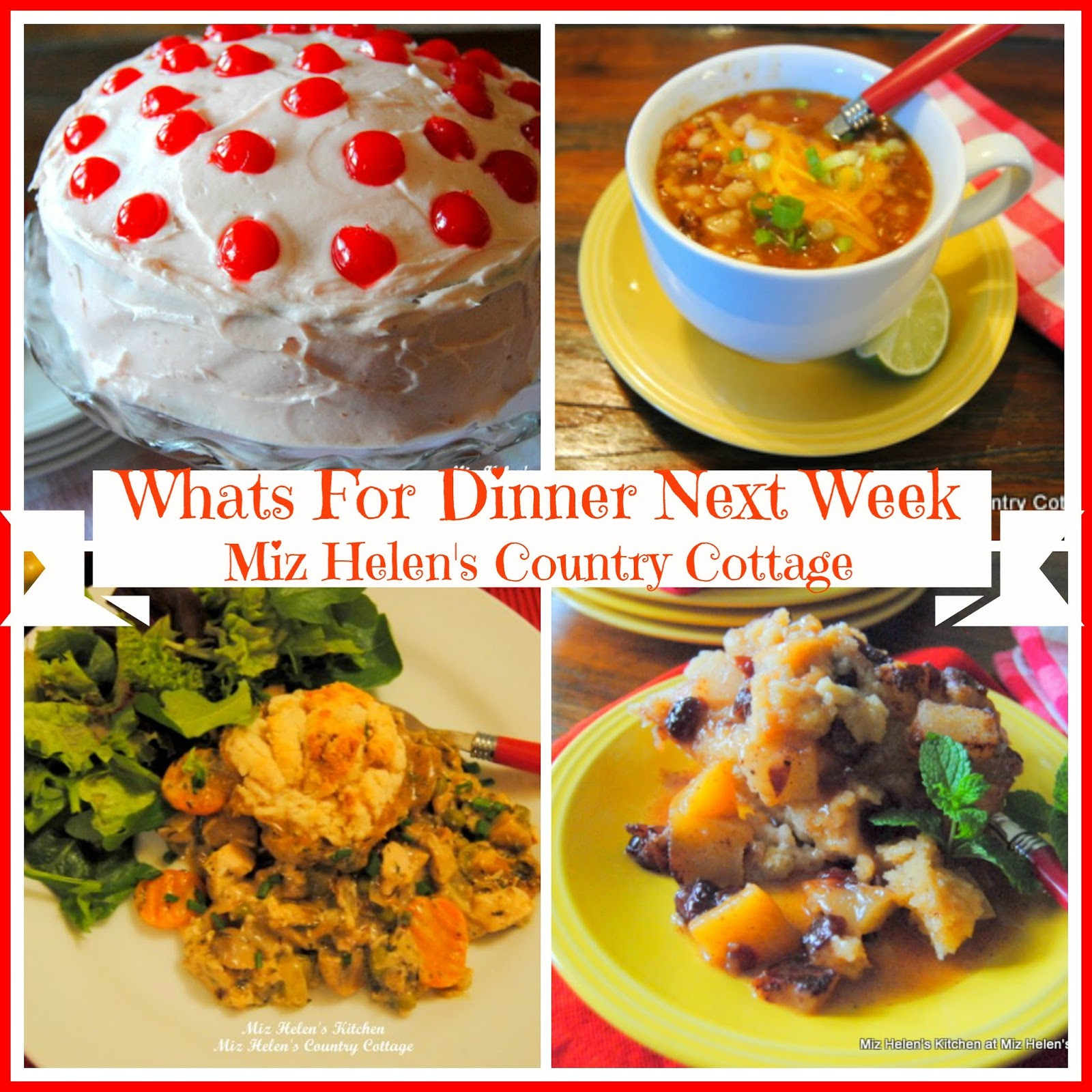 Dinner This Week  Whats For Dinner Next Week 2 19 17