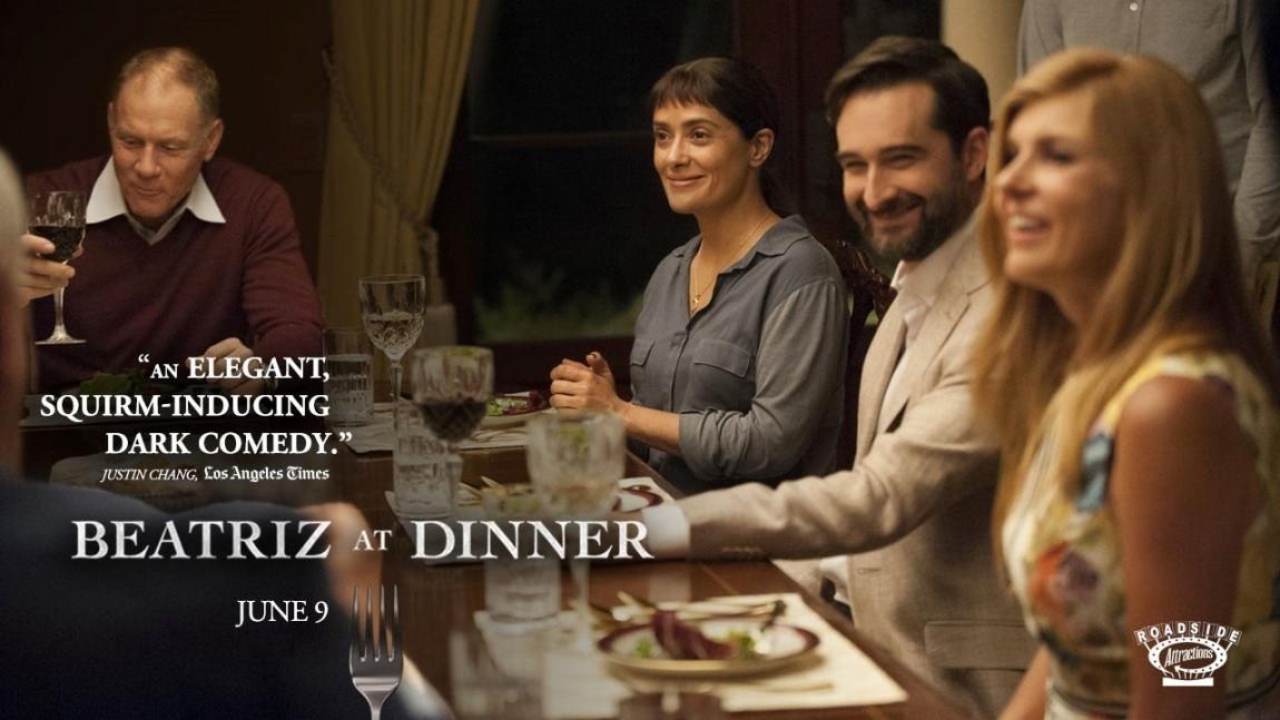 Dinner With Beatriz  Wel e