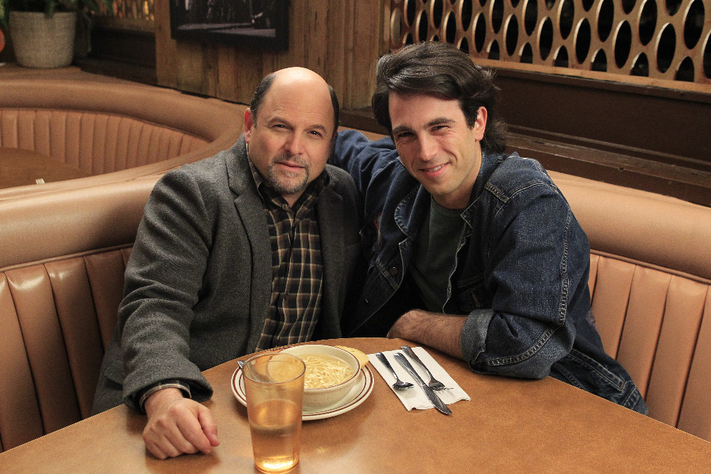 Dinner With Dad  Dinner with Dad Seinfeld Vet s New Freeform Digital