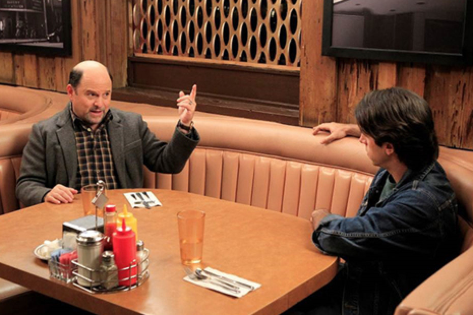 Dinner With Dad  Back to the Deli for 'Seinfeld' Alum in New Series — With