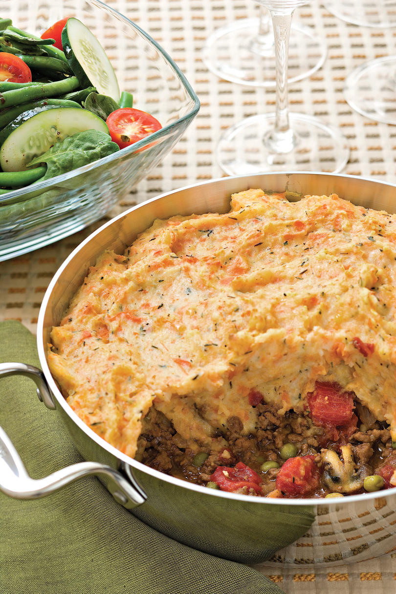 Dinner With Ground Beef  40 Quick Ground Beef Recipes Southern Living